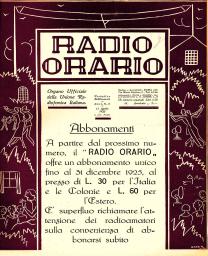 Anno 1925 Fascicolo n. 13