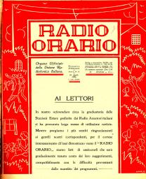 Anno 1925 Fascicolo n. 15