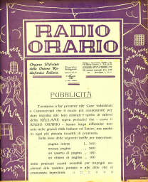 Anno 1925 Fascicolo n. 17