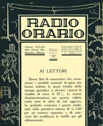 Anno 1925 Fascicolo n. 21