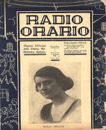 Anno 1926 Fascicolo n. 1