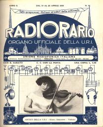 Anno 1926 Fascicolo n. 16