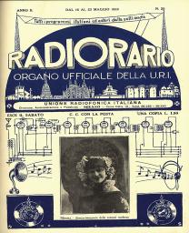 Anno 1926 Fascicolo n. 20