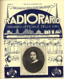 Anno 1926 Fascicolo n. 21