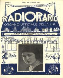 Anno 1926 Fascicolo n. 27