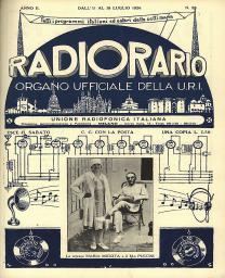 Anno 1926 Fascicolo n. 28