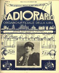 Anno 1926 Fascicolo n. 29