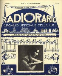 Anno 1926 Fascicolo n. 31