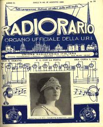 Anno 1926 Fascicolo n. 32