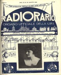 Anno 1926 Fascicolo n. 33
