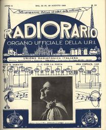 Anno 1926 Fascicolo n. 34
