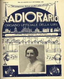 Anno 1926 Fascicolo n. 35