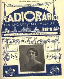 Anno 1926 Fascicolo n. 37