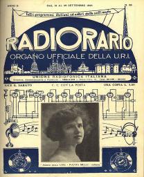 Anno 1926 Fascicolo n. 38