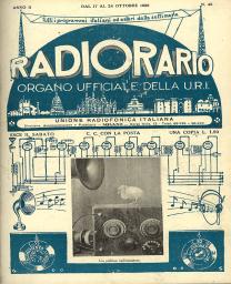 Anno 1926 Fascicolo n. 42
