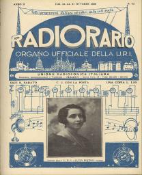 Anno 1926 Fascicolo n. 43