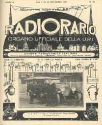 Anno 1926 Fascicolo n. 45