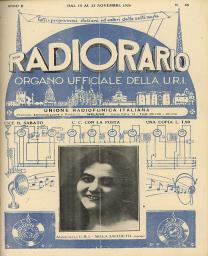 Anno 1926 Fascicolo n. 46