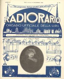 Anno 1926 Fascicolo n. 50