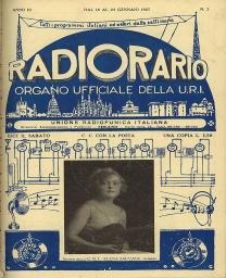 Anno 1927 Fascicolo n. 3