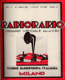 Anno 1927 Fascicolo n. 9