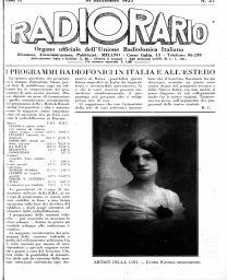 Anno 1927 Fascicolo n. 37