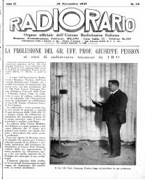 Anno 1927 Fascicolo n. 48