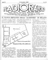 Anno 1927 Fascicolo n. 49