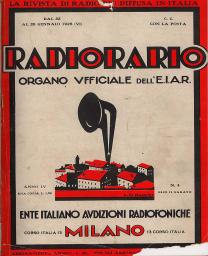 Anno 1928 Fascicolo n. 4