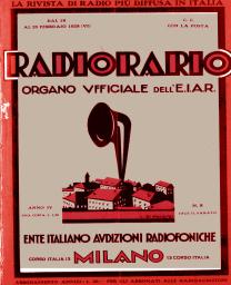 Anno 1928 Fascicolo n. 8
