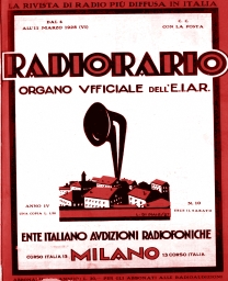 Anno 1928 Fascicolo n. 10