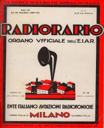 Anno 1928 Fascicolo n. 12