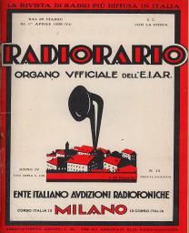 Anno 1928 Fascicolo n. 13