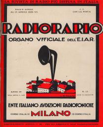 Anno 1928 Fascicolo n. 15