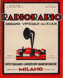 Anno 1928 Fascicolo n. 17