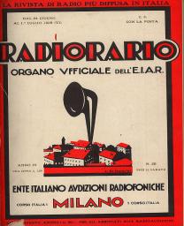Anno 1928 Fascicolo n. 26