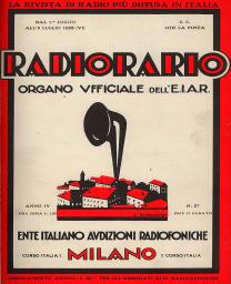 Anno 1928 Fascicolo n. 27