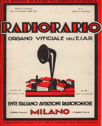 Anno 1928 Fascicolo n. 28