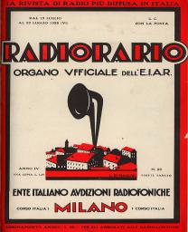 Anno 1928 Fascicolo n. 29