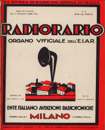 Anno 1928 Fascicolo n. 31