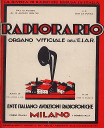 Anno 1928 Fascicolo n. 33