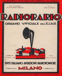 Anno 1928 Fascicolo n. 34