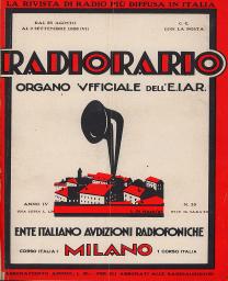 Anno 1928 Fascicolo n. 35