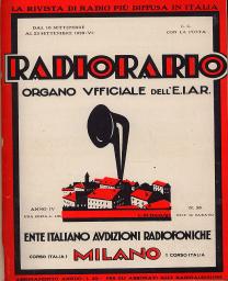 Anno 1928 Fascicolo n. 38