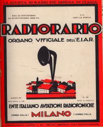 Anno 1928 Fascicolo n. 39