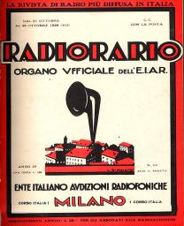 Anno 1928 Fascicolo n. 43