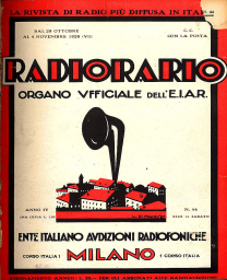 Anno 1928 Fascicolo n. 44