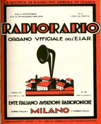 Anno 1928 Fascicolo n. 45