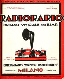 Anno 1928 Fascicolo n. 47