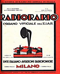 Anno 1928 Fascicolo n. 49